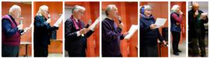 Lectures de poèmes par Les Grands ...