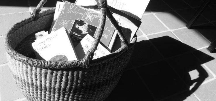 Atelier d'écriture – 1er – … en images