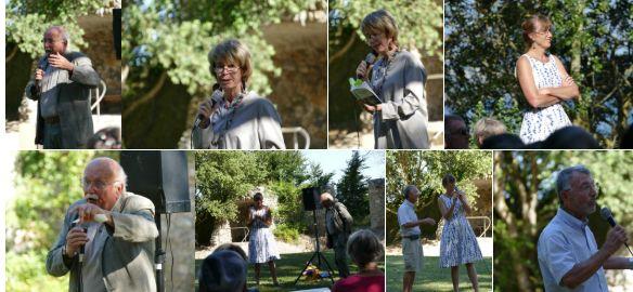3 août – Café poétique avec Jean Sanquer