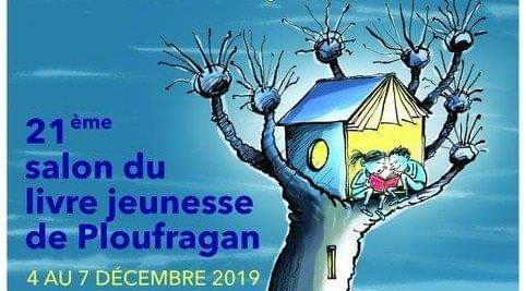 Salon du Livre Jeunesse de Ploufragan du 4 au 7 décembre 2019