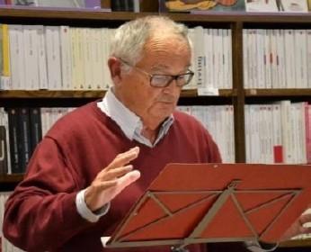 Lecture à haute voix, Henri-Noël Mayaud à l'Abbaye de St Jacut de la Mer, le vendredi 3 janvier à 17h30