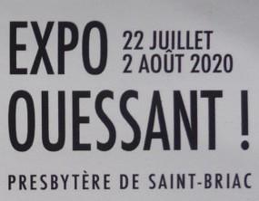 Expo OUESSANT ! à l'ancien Presbytère de St Briac.