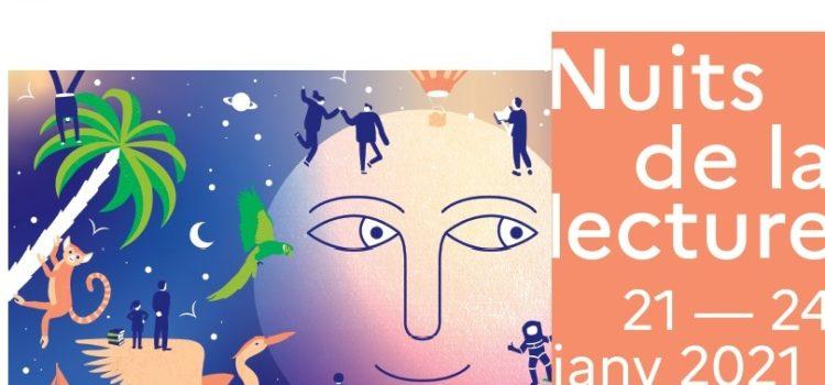 Nuits de la lecture : rendez-vous avec Henri-Noël Mayaud
