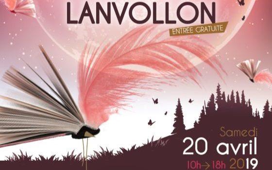 Salon du livre de Lanvollon – 20 avril