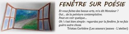 Fenêtre sur Poésie propose un très bel article sur le poète breton Armand Robin